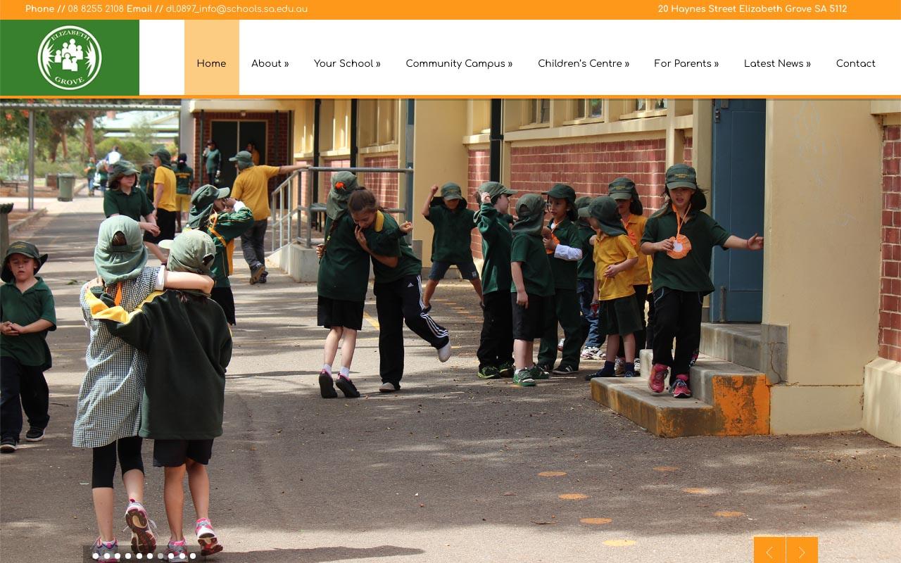 Elizabeth Grove Primary School
